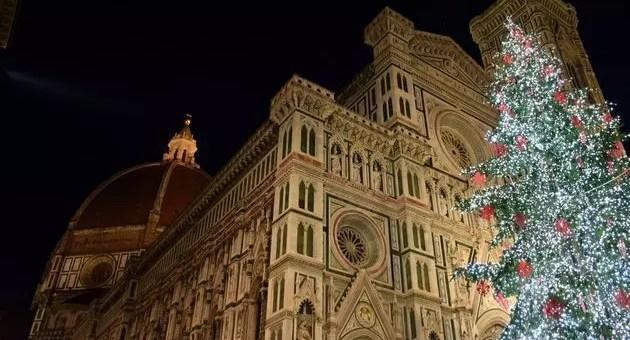 Mercatini di Natale a Firenze: Weihnachtsmarkt