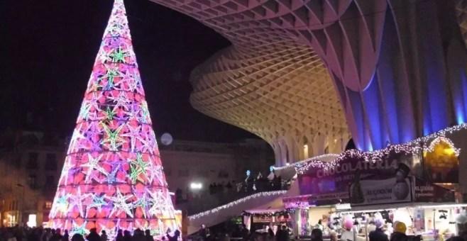 Siviglia: Fiera del Presepe e Mercatini di Natale
