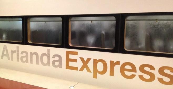 Arlanda Express trasporto a Stoccolma centro in 20 minuti