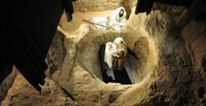 Il Presepe nel Pozzo della Cava di Orvieto