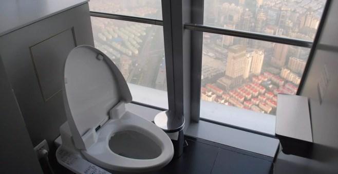 I wc più strani del Mondo