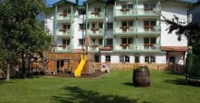 Alpino Family Hotel, ad Andalo in Trentino