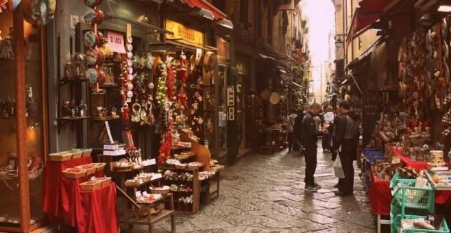 Mercatini di Natale a Napoli, quali vedere