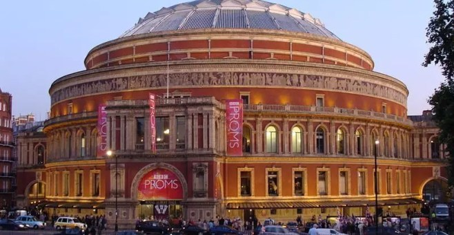 Royal Albert Hall a Londra, sala da concerti in Inghilterra