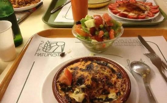 4 Ristoranti dove mangiare vegetariano a Barcellona