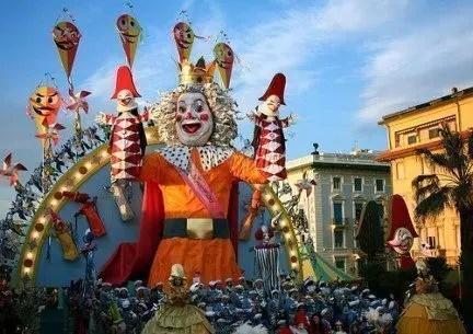 Carnevale di Viareggio, il programma 2013