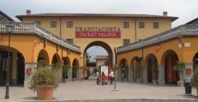 Franciacorta Outlet Village, a Brescia la moda conveniente