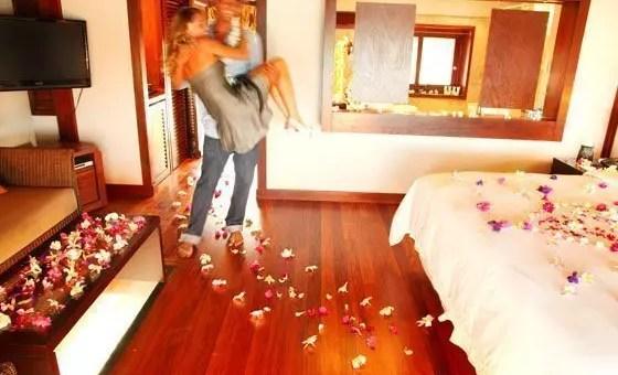 Gli Hotel più romantici per un San Valentino unico