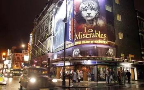 5 musical a Londra da vedere nel 2013