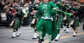 St. Patrick Day in Irlanda 2013 a marzo