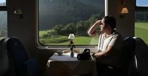 Primo treno Mosca Nizza, collegamento settimanale