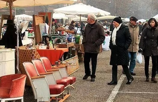 Mercatini dell'antiquariato a Verona: shopping low cost