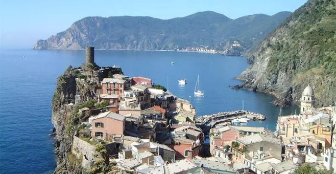 Maritime Walking Festival in Liguria da marzo