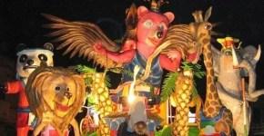Carnevale a Napoli e Carnevale di Palma Campania 2013