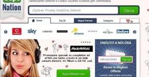 CupoNation, il portale di coupon che ti fa viaggiare low cost