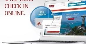 Tam Airlines, check-in online da cellulare anche per i voli da Milano