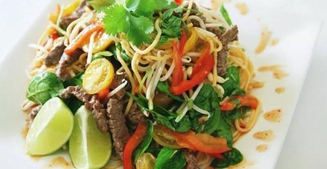 Uni Thai: mangiare vicino all'Università di Sydney