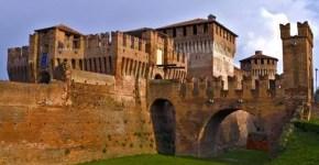 Gita a Cremona, a Soncino dove si trova il Castello di Lady Hawke