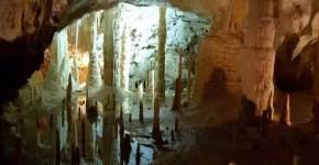 Le Grotte di Stiffe all'Aquila