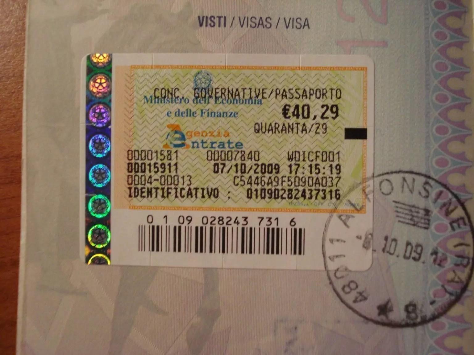 marca-da-bollo-passaporto