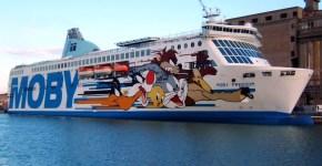 Traghetti Sardegna, offerte Moby estate 2013