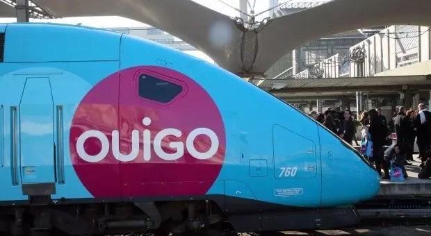 Ouigo, il treno low cost francese da 10€