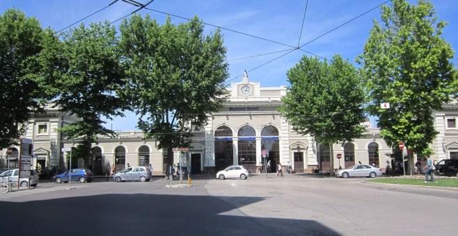 Stazione di Rimini, il low cost che non ti aspetti