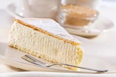 torta ricotta e pere