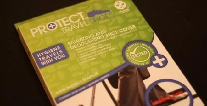 Protect Travel Kit, il kit per l'igiene in viaggio