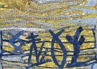 Riccardo Licata e i maestri del mosaico
