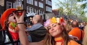 L'Ultima festa della Regina, ad Amsterdam 2013