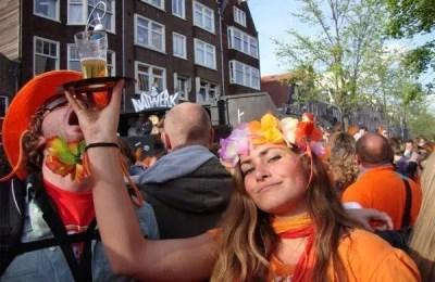 festa della regina amsterdam