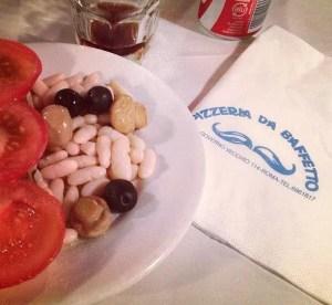 Pizzeria da Baffetto, la pizza più buona di Roma
