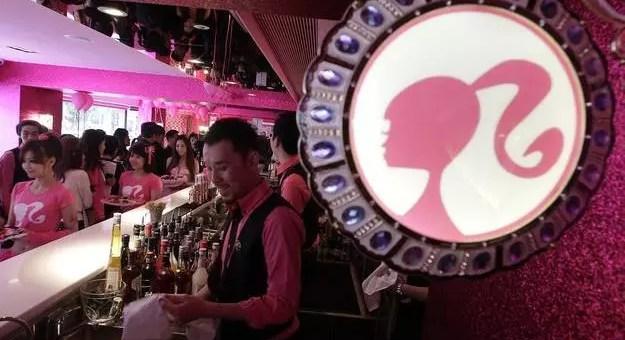 Il ristorante di Barbie si trova a Taiwan