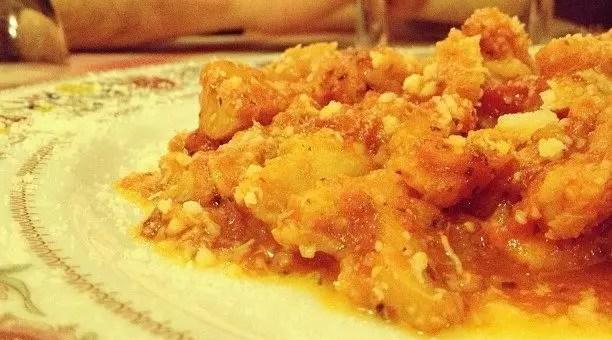 La Scaletta mangiare con 15€ a Trastevere a Roma