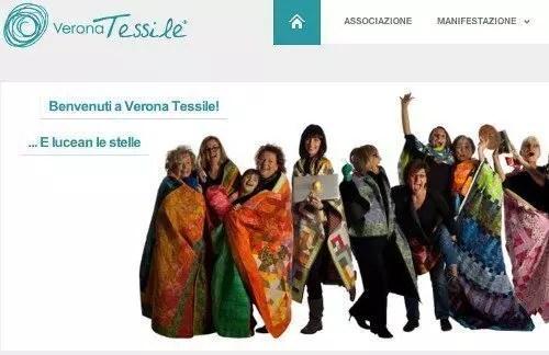 Verona tessile ad aprile 2013