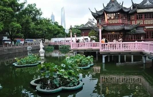 I Giardini YuYuan a Shanghai