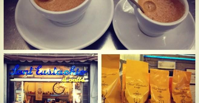 Caffè Sant'Eustachio a Roma, il migliore