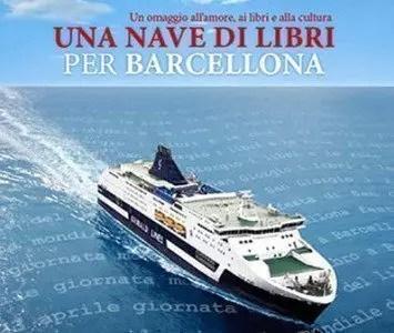 Una-nave-di-libri-per-Barcellona