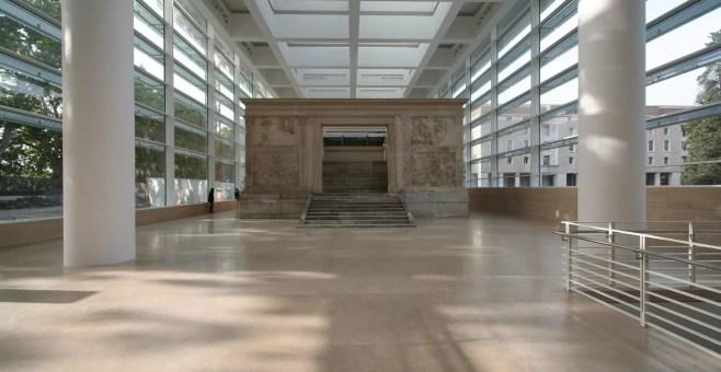 Museo Ara Pacis a Roma, informazioni