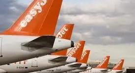 Prenota le vacanze d'autunno con Easyjet