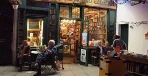 Libreria Shakespeare and Company a Parigi