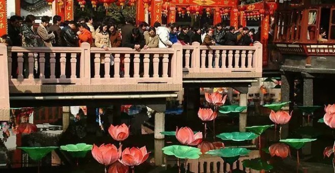Nanshi, la città vecchia di Shanghai