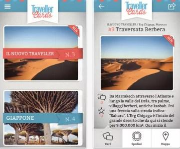 traveller card