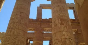 Il Tempio di Karnak a Luxor, in Egitto, escursione
