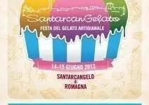 SantarcanGelato a Giugno in Romagna