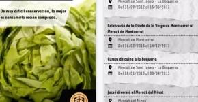 MercatsBCN: una App per i mercati di Barcellona