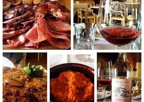 Artimino, mangiare in una Villa Medicea a 25€