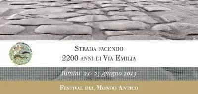 festival mondo antico 2013
