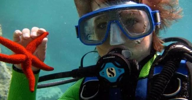 Fare snorkeling a Paros, in Grecia